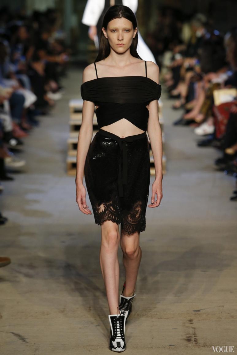 Givenchy весна-лето 2016 #78