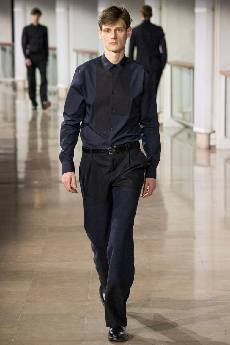 Hermes Menswear осень-зима 2015/2016 #6