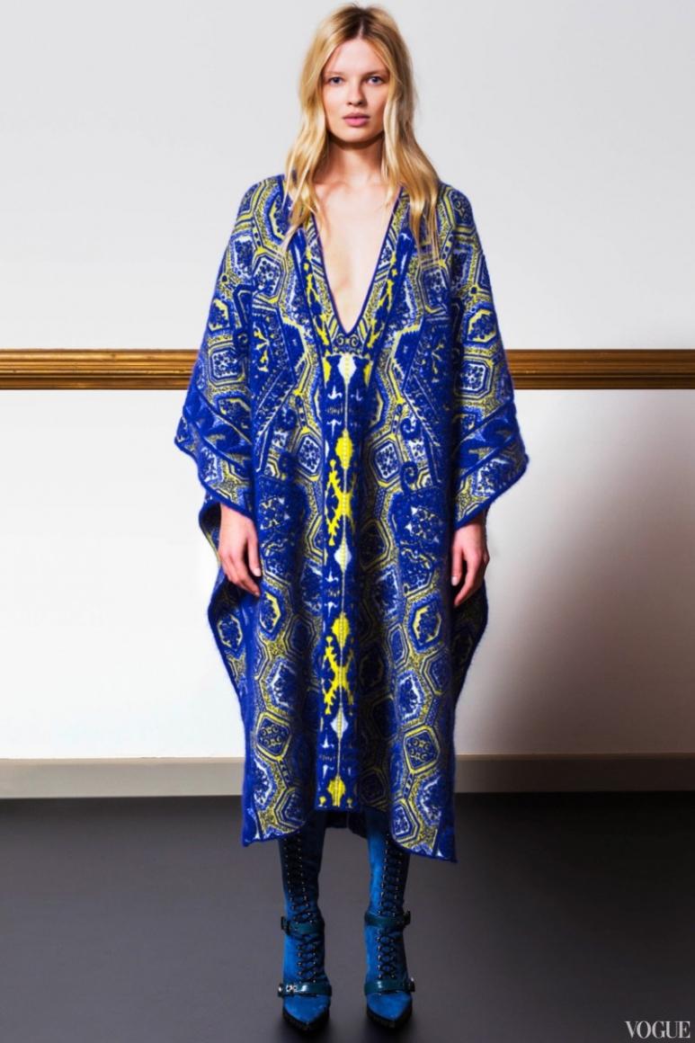 Emilio Pucci Couture весна-лето 2013 #12