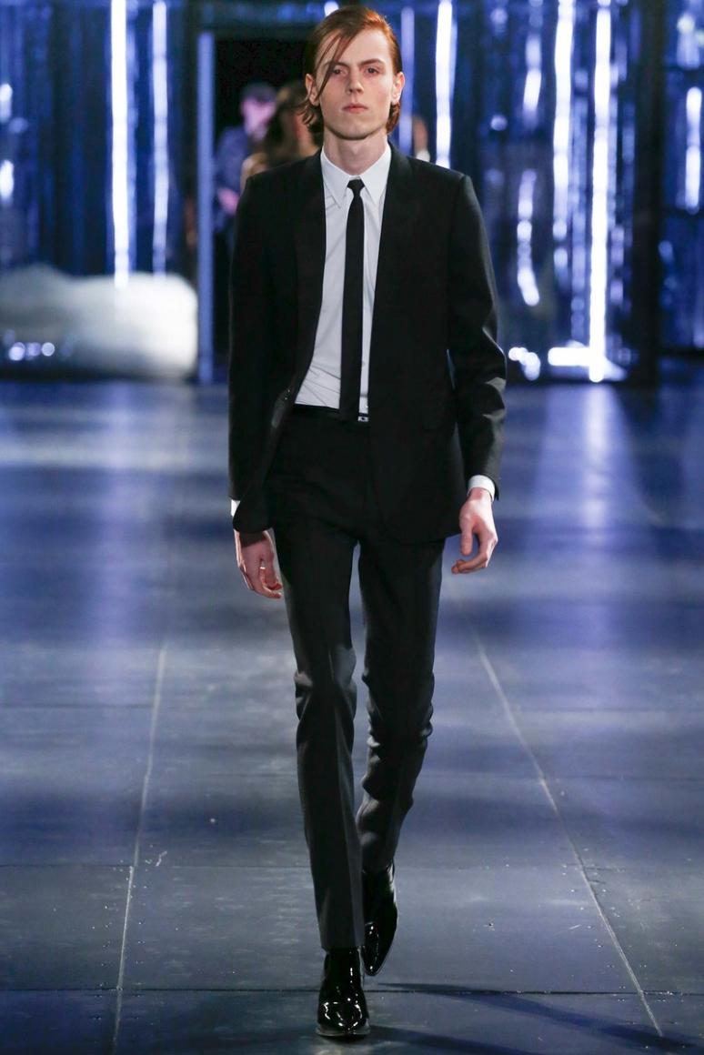 Saint Laurent Menswear осень-зима 2015/2016 #3