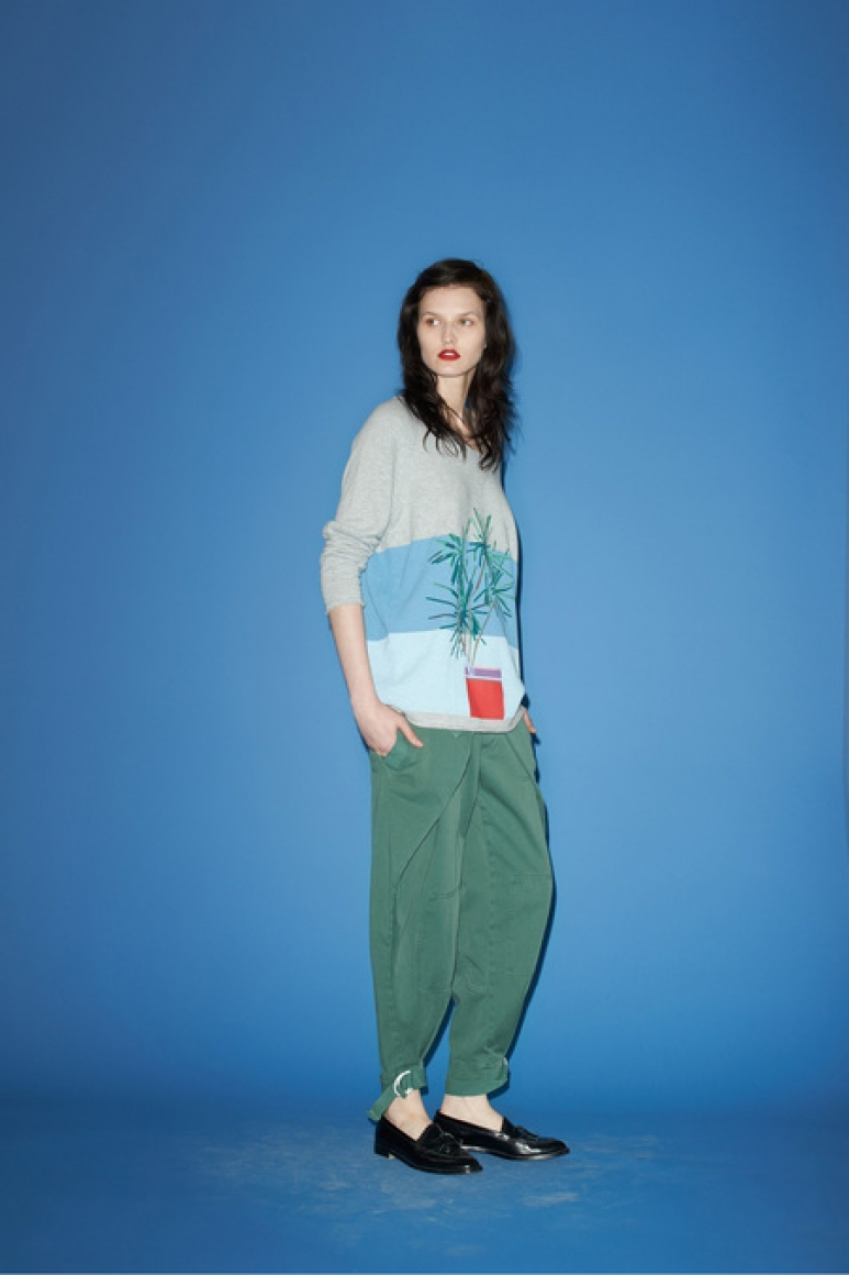 Band Of Outsiders Resort 2014 #24