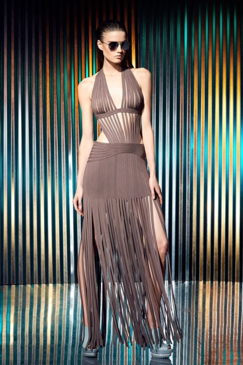 Herve Leger by Max Azria Resort 2014 #12