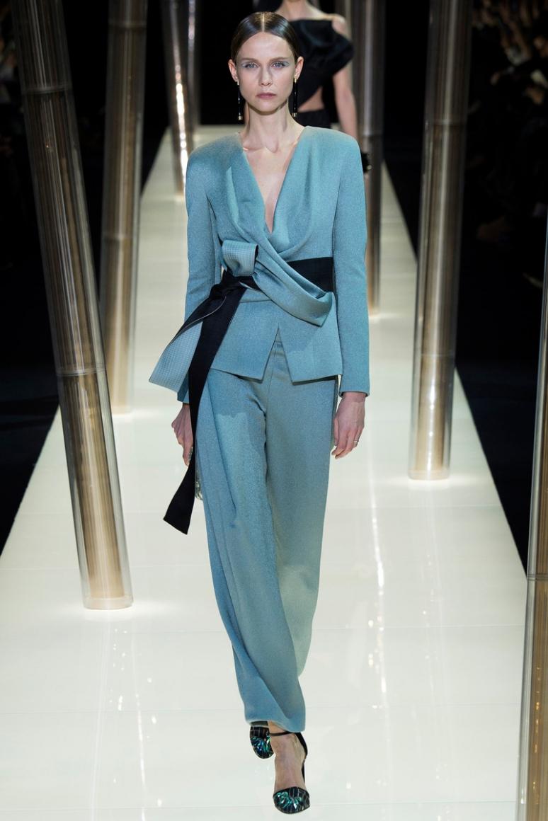 Armani Priv? Couture весна-лето 2015 #46