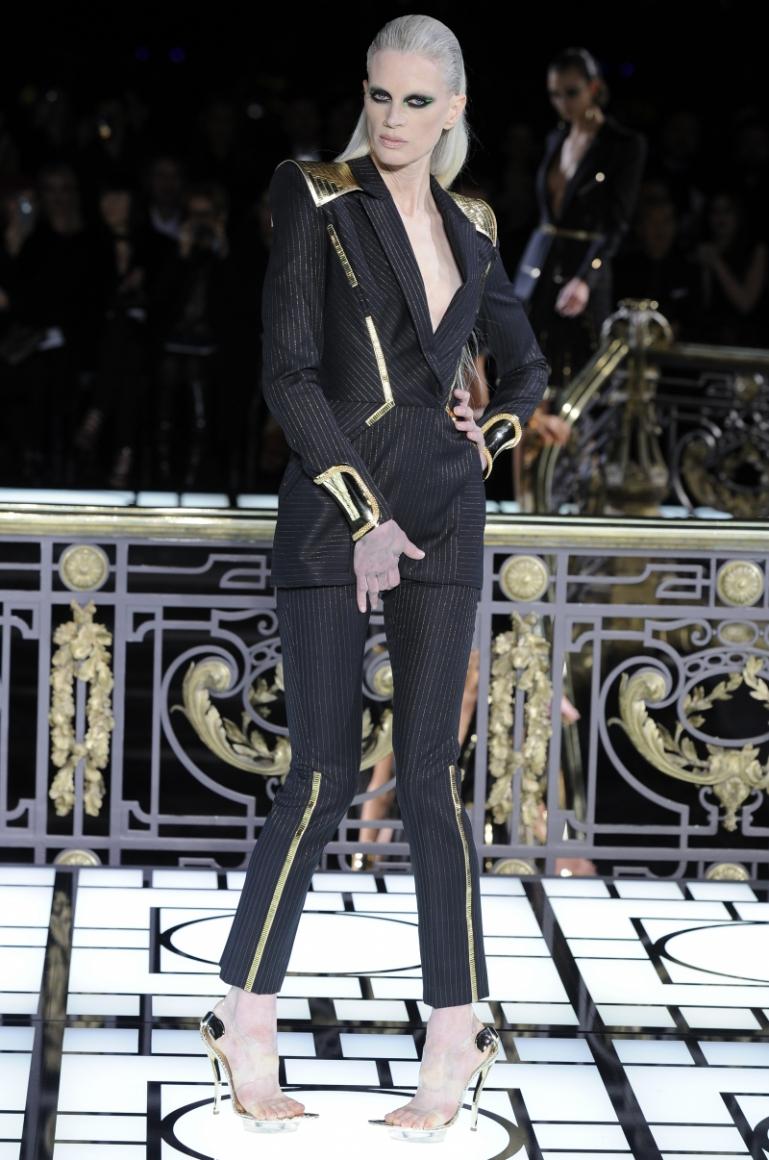 Atelier Versace Couture весна-лето 2013 #28