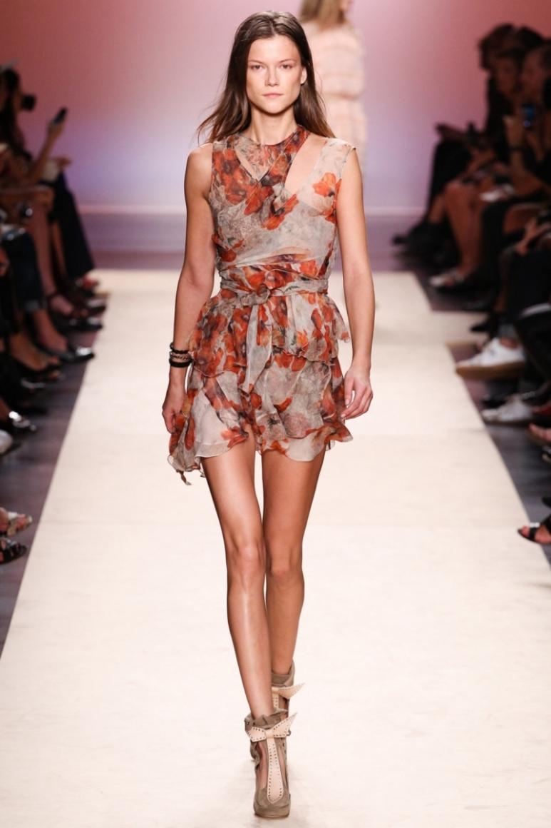 Isabel Marant весна-лето 2014 #16
