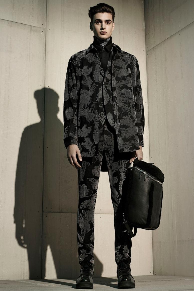Alexander Wang Menswear осень-зима 2015/2016 #15