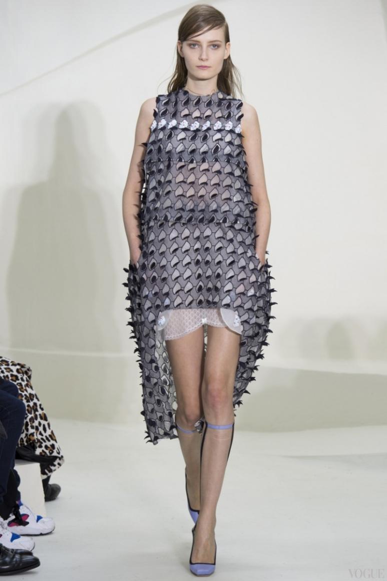 Christian Dior Couture весна-лето 2014 #19