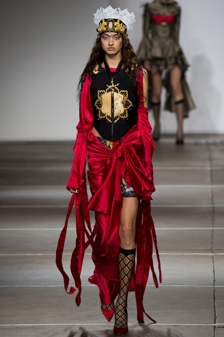 Fashion East весна-лето 2015 #15