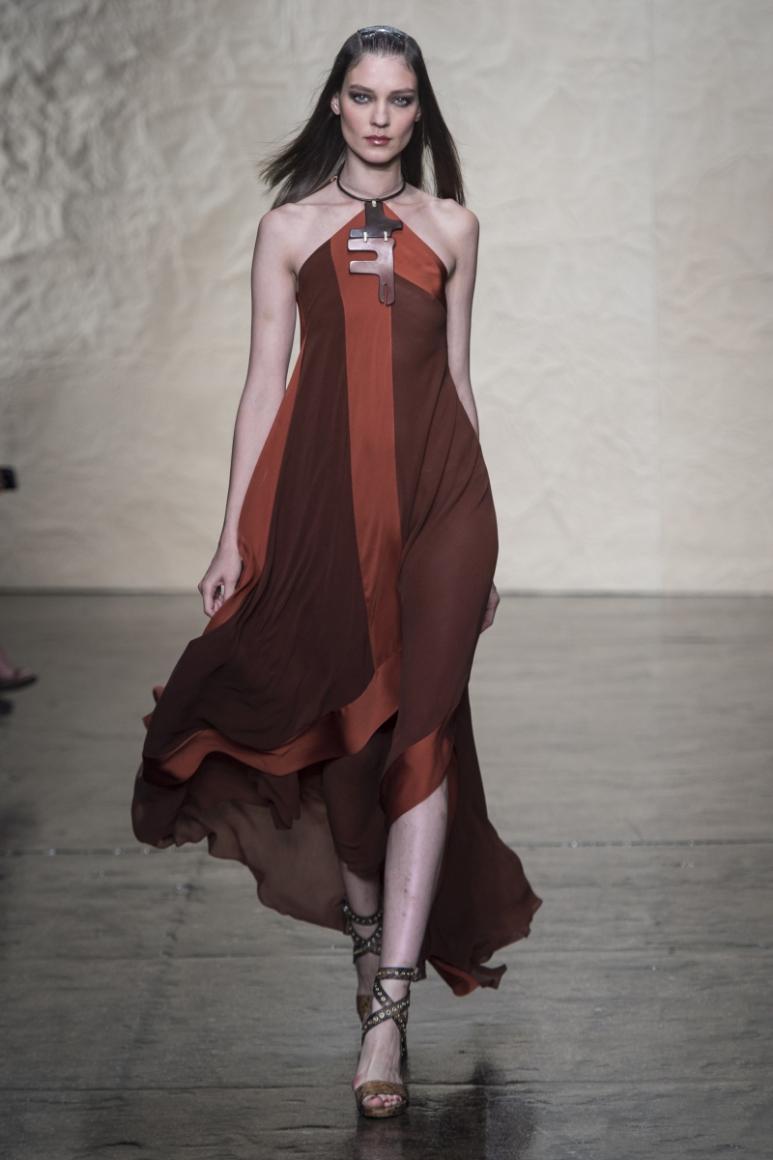 Donna Karan весна-лето 2014 #4