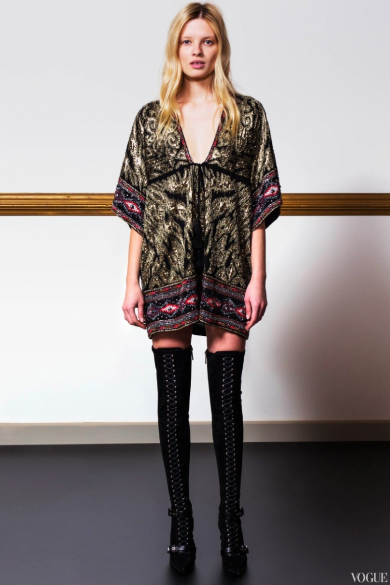 Emilio Pucci Couture весна-лето 2013 #7