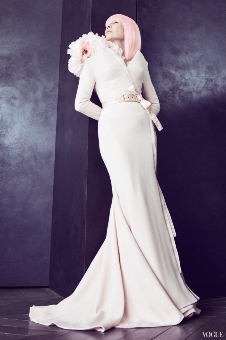Alexis Mabille Couture осень-зима 2015/2016 #11