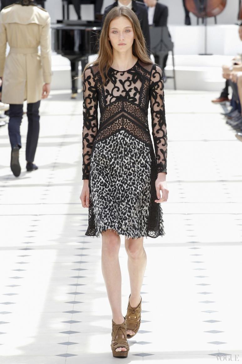 Burberry Prorsum Menswear весна-лето 2016 #18