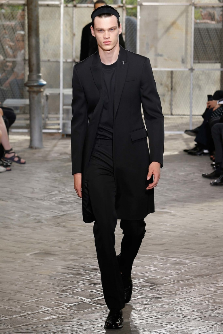 Givenchy Menswear весна-лето 2016 #52