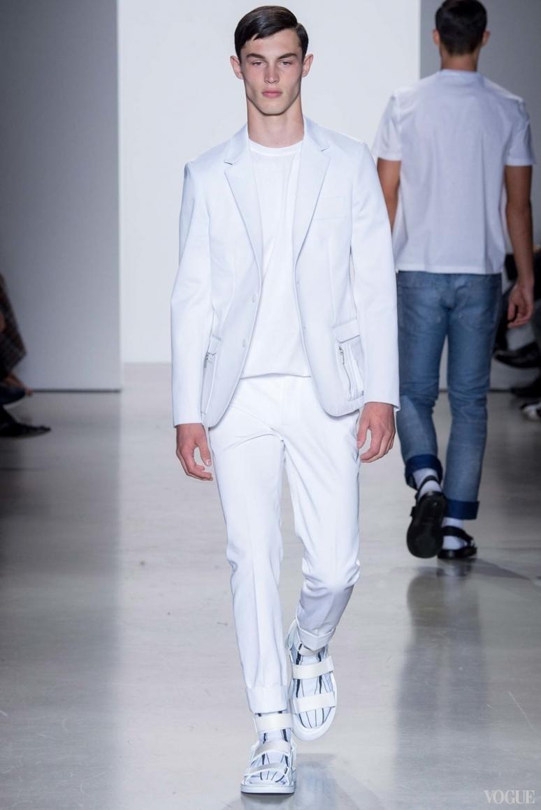 Calvin Klein Menswear весна-лето 2016 #11