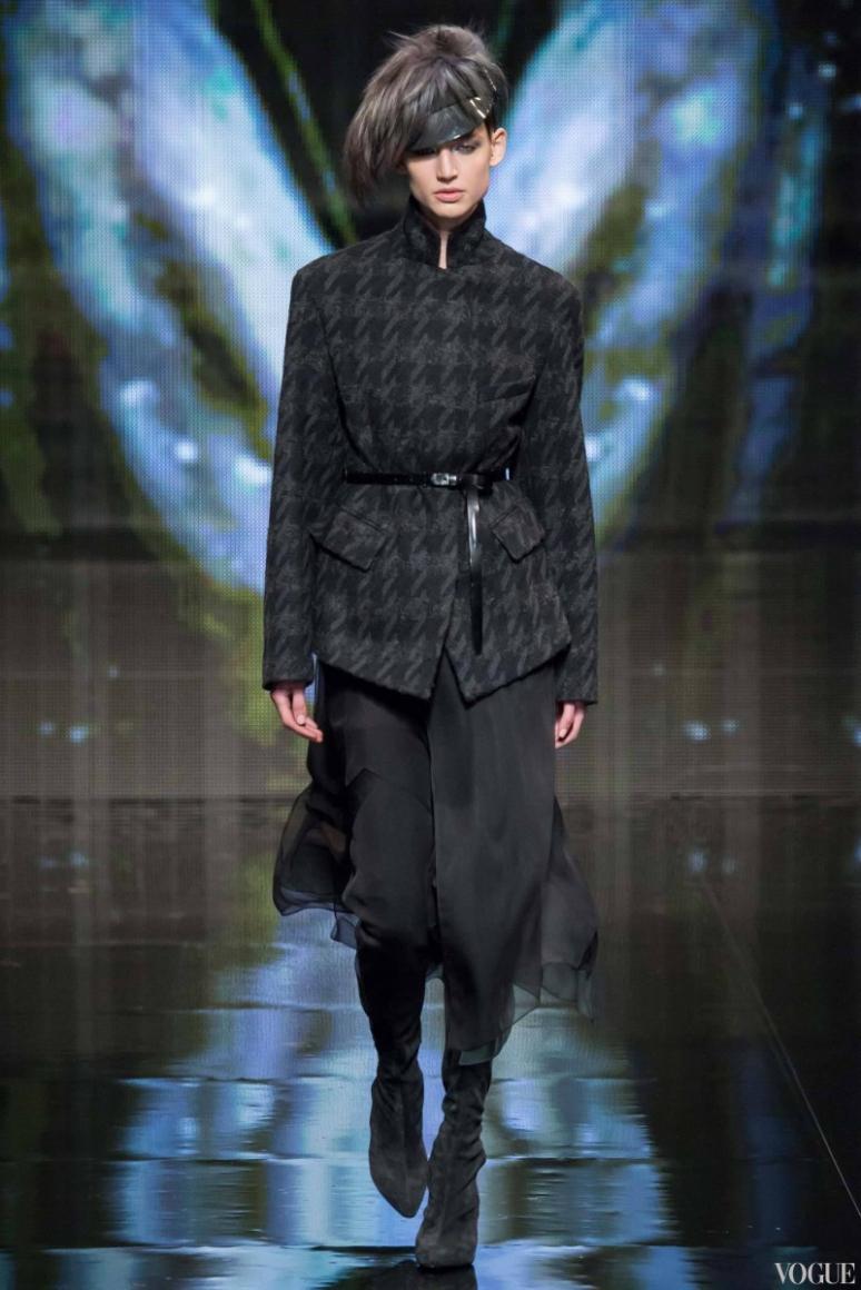 Donna Karan осень-зима 2014/2015 #30