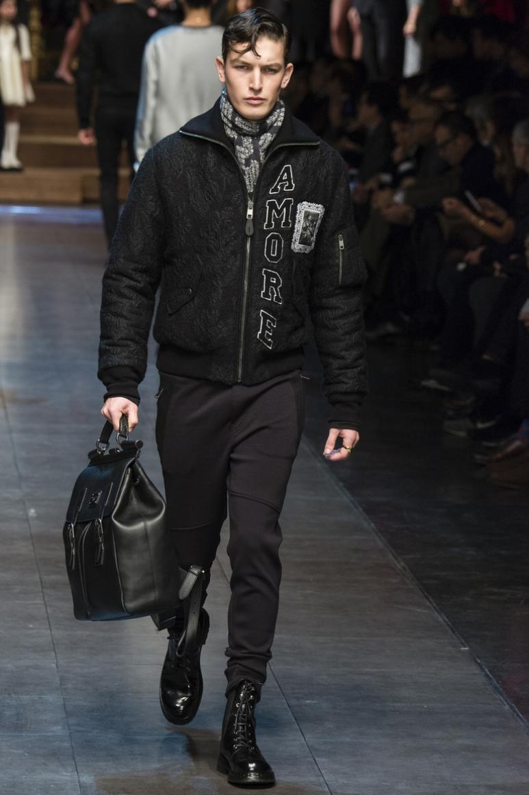 Dolce & Gabbana Menswear осень-зима 2015/2016 #8