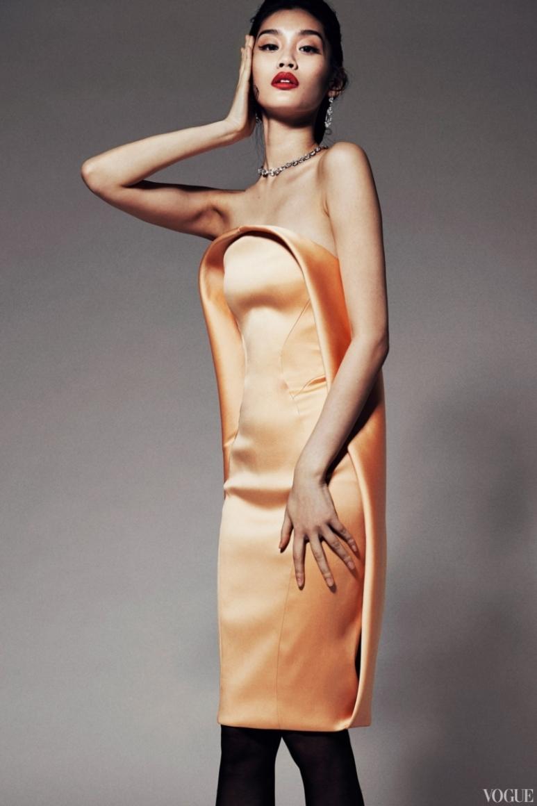 Zac Posen Couture весна-лето 2013 #25
