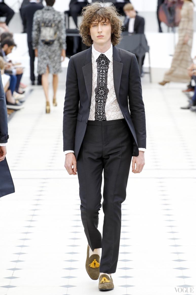 Burberry Prorsum Menswear весна-лето 2016 #7