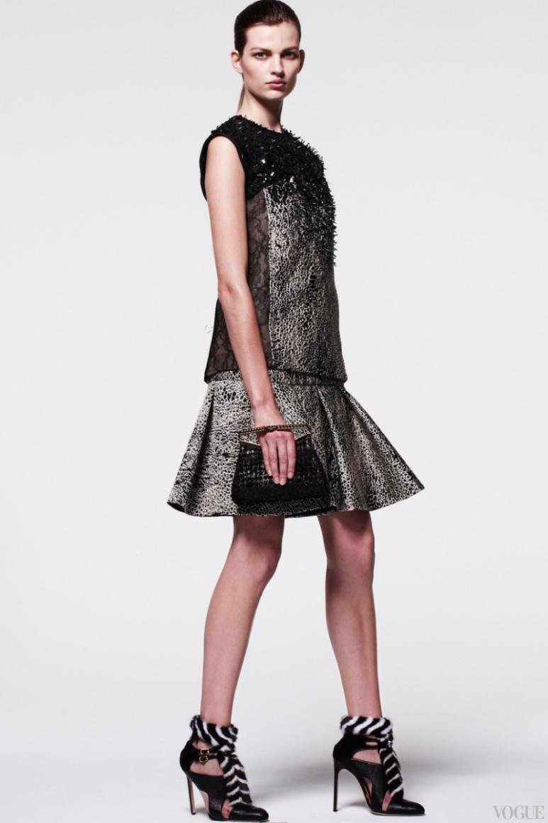 J. Mendel Couture весна-лето 2013 #24