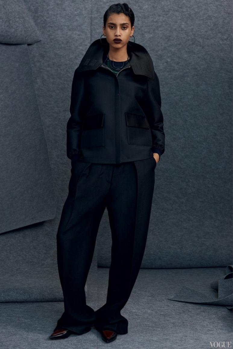 Celine Couture весна-лето 2013 #17