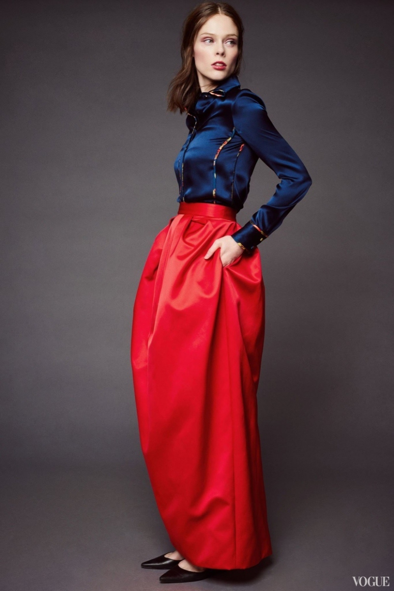Zac Posen Resort 2016 #13