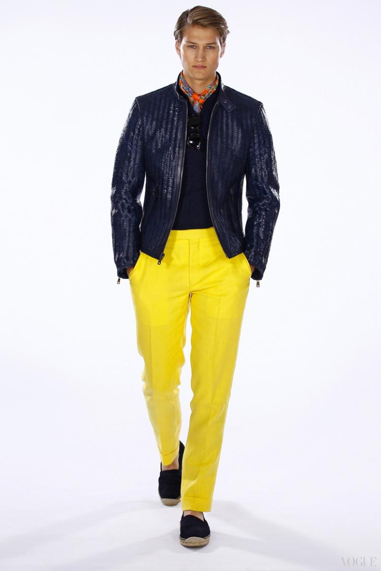 Ralph Lauren Menswear весна-лето 2016 #21