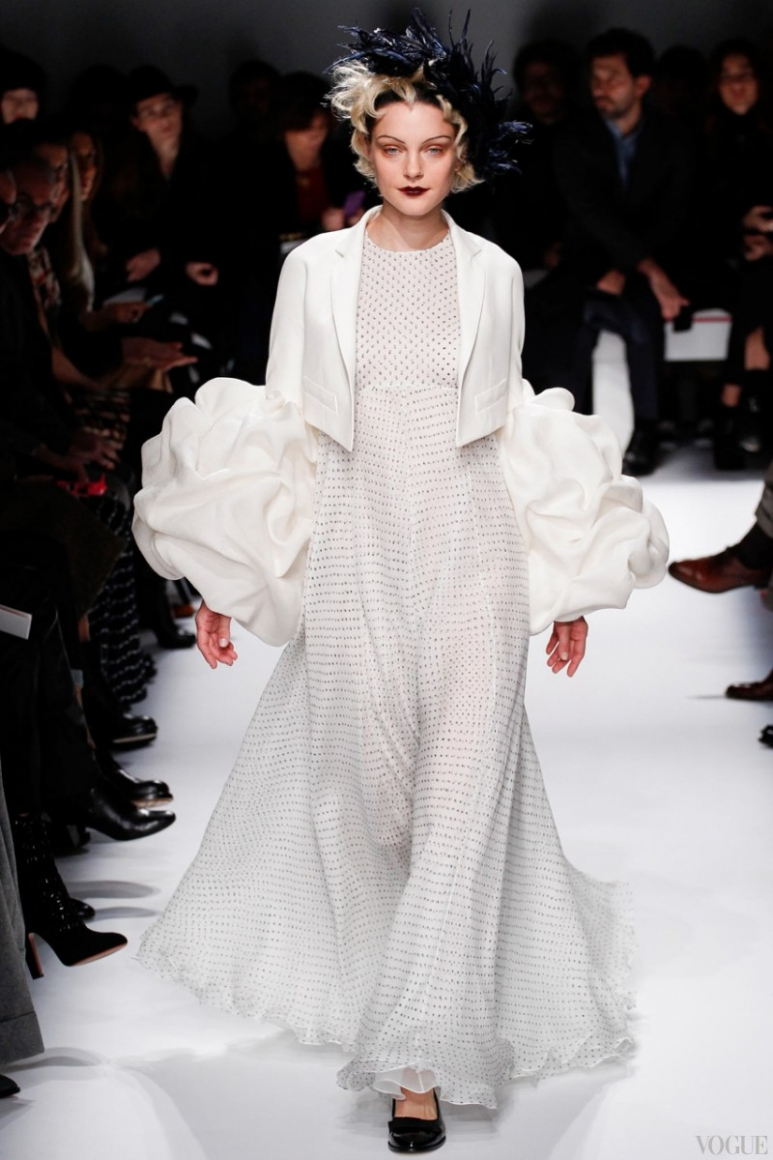 Schiaparelli Couture весна-лето 2014 #16