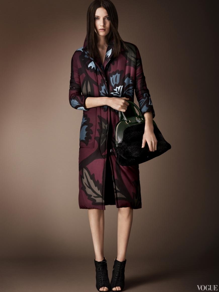 Burberry Prorsum Couture весна-лето 2013 #23