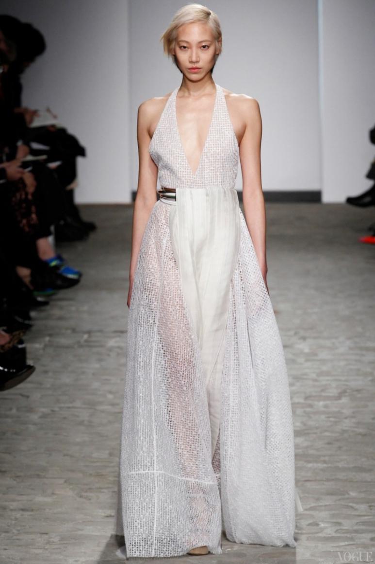 Vionnet Couture весна-лето 2014 #11