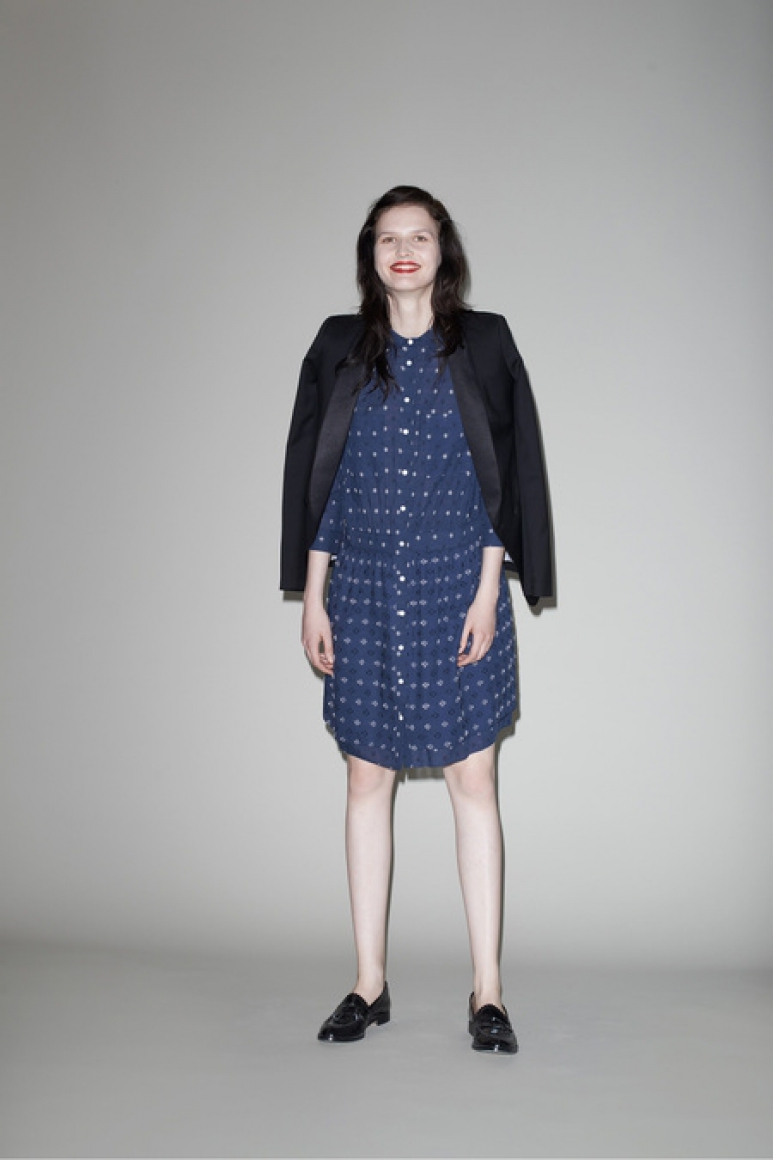 Band Of Outsiders Resort 2014 #20