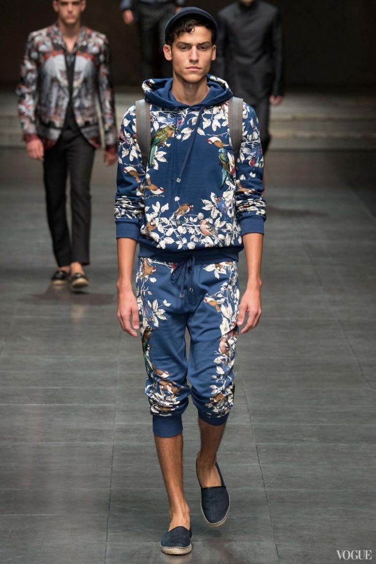 Dolce & Gabbana Menswear весна-лето 2016 #93