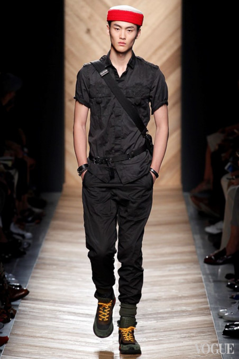 Bottega Veneta Menswear весна-лето 2016 #25