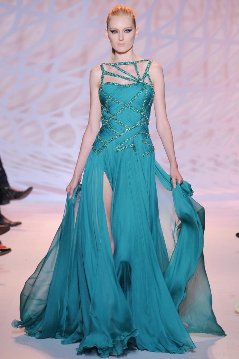 Zuhair Murad Couture осень-зима 2014/2015 #14