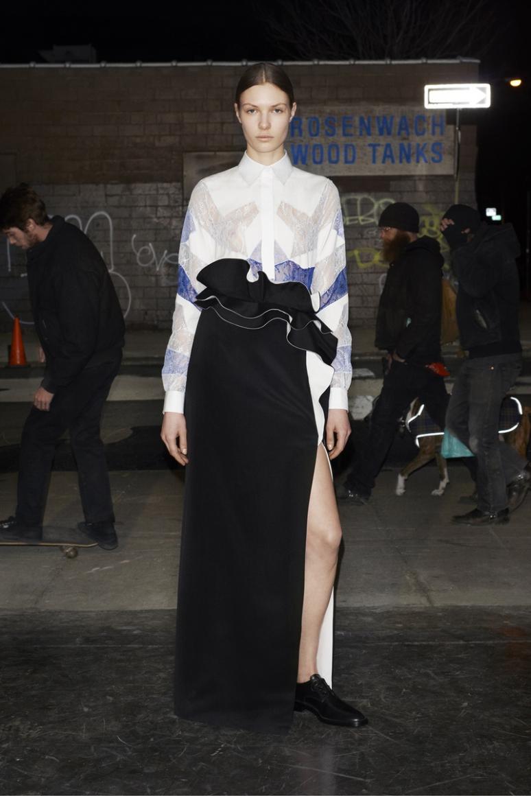 Givenchy Pre-Fall 2013 #34