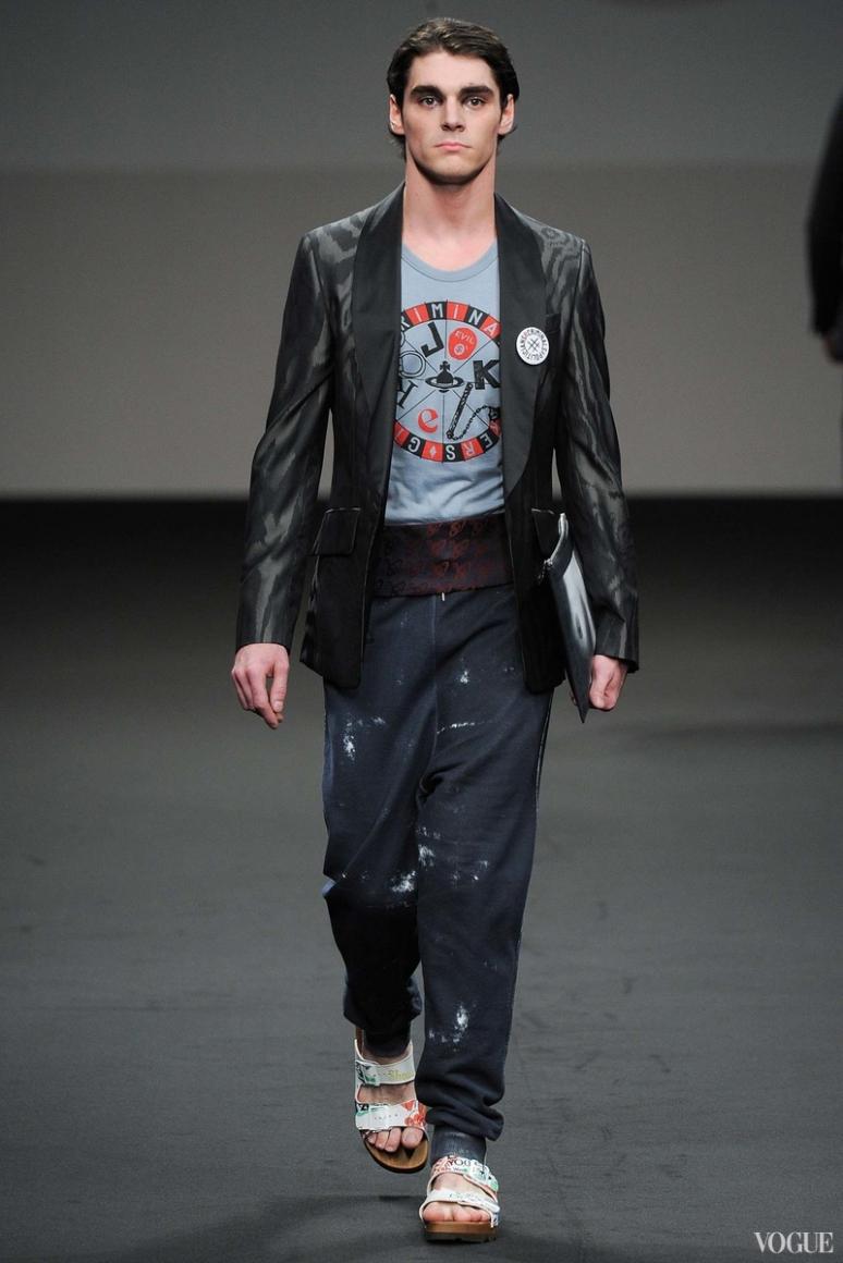 Vivienne Westwood Menswear весна-лето 2016 #2
