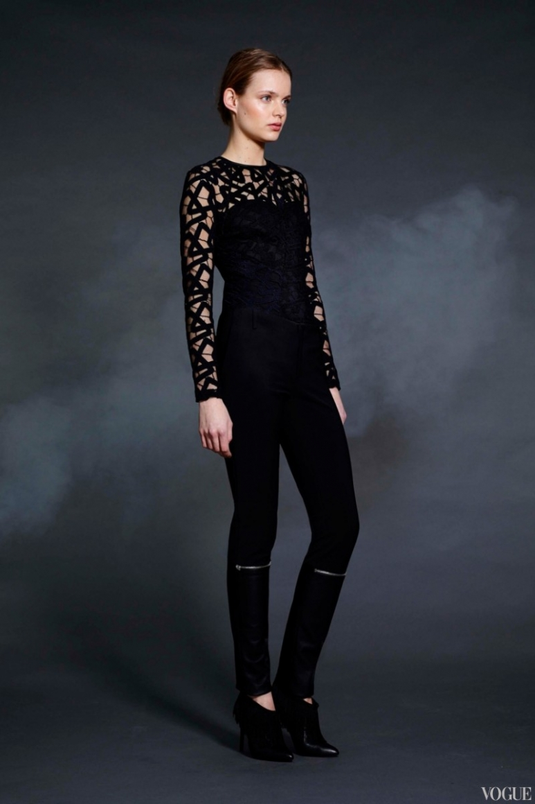 Yigal Azrou?l Couture весна-лето 2013 #5