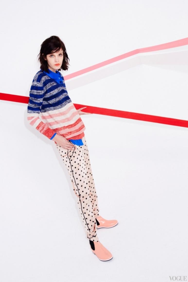 Sonia by Sonia Rykiel Couture весна-лето 2013 #23