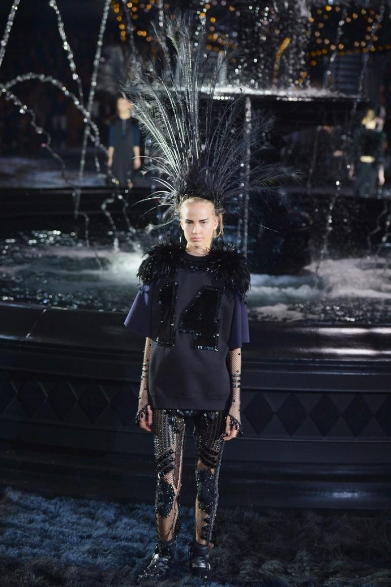Louis Vuitton весна-лето 2014 #24