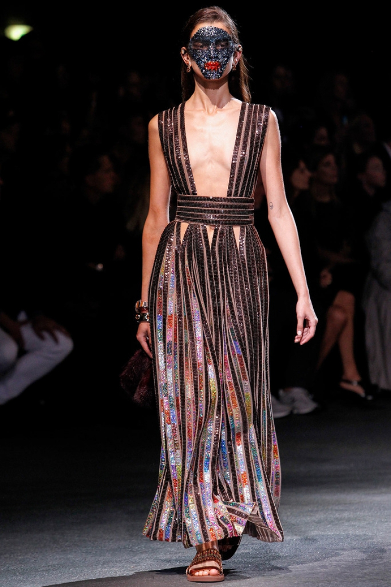 Givenchy весна-лето 2014 #7