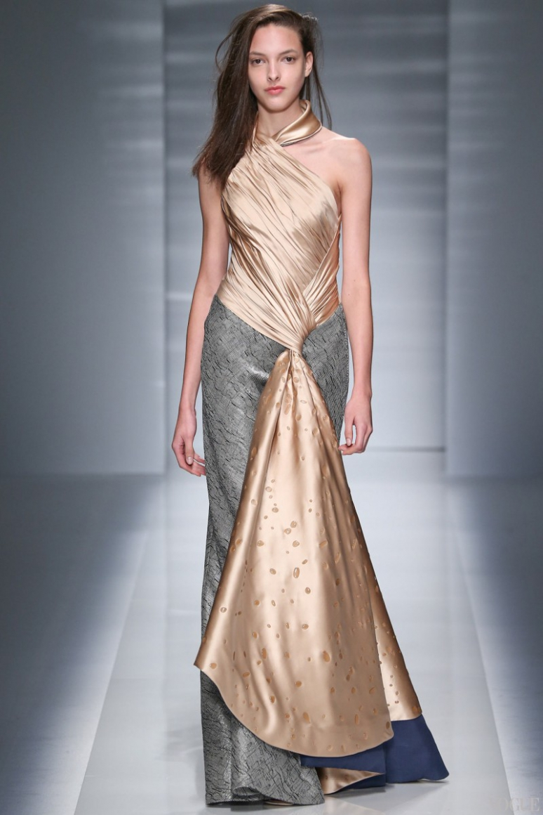 Vionnet Couture осень-зима 2014/2015 #1