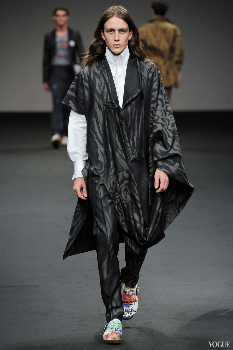 Vivienne Westwood Menswear весна-лето 2016 #3