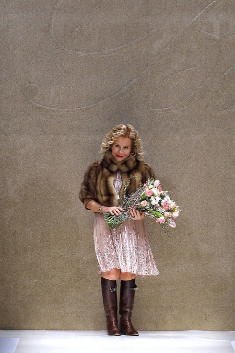 Blumarine осень-зима 2013/2014 #3