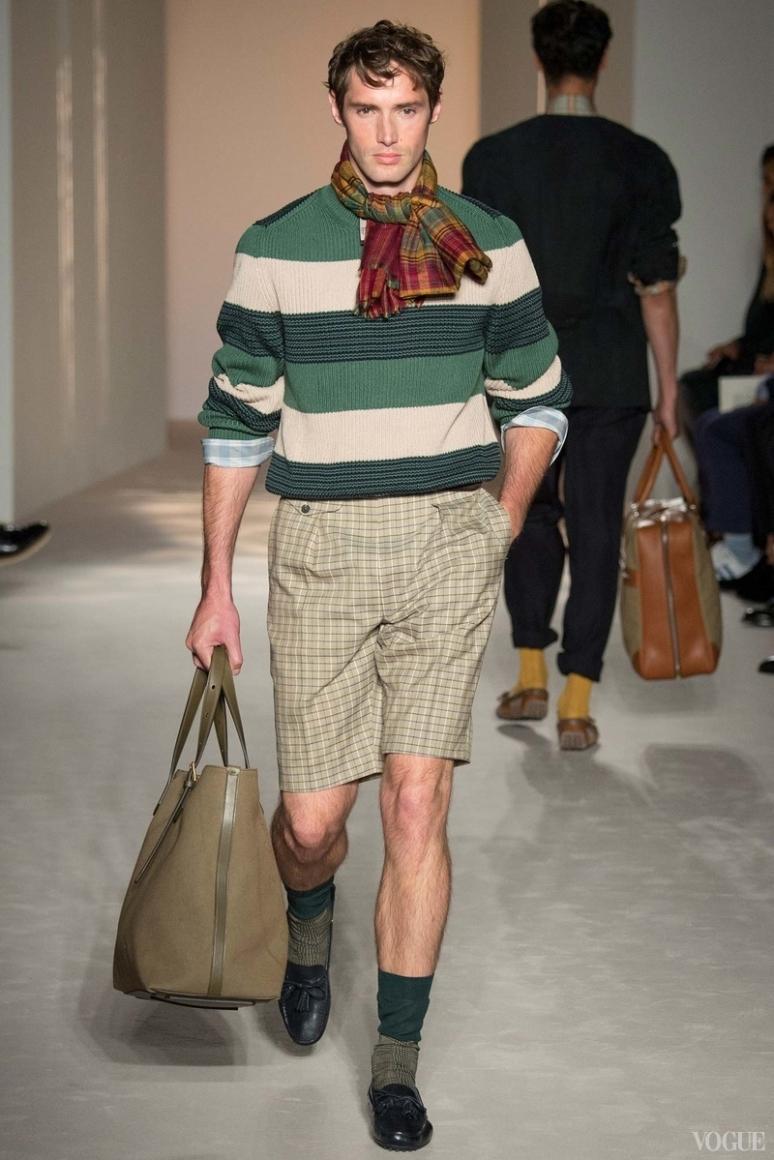 Dunhill Menswear весна-лето 2016 #5