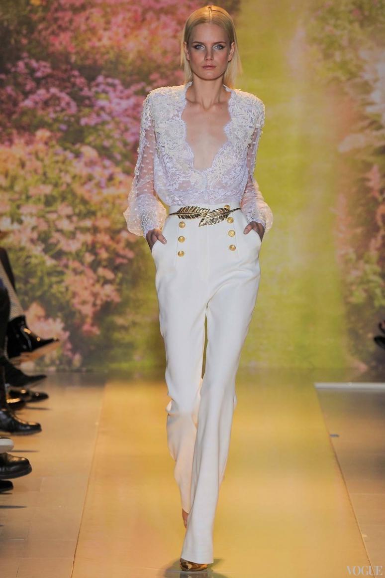 Zuhair Murad Couture весна-лето 2014 #47