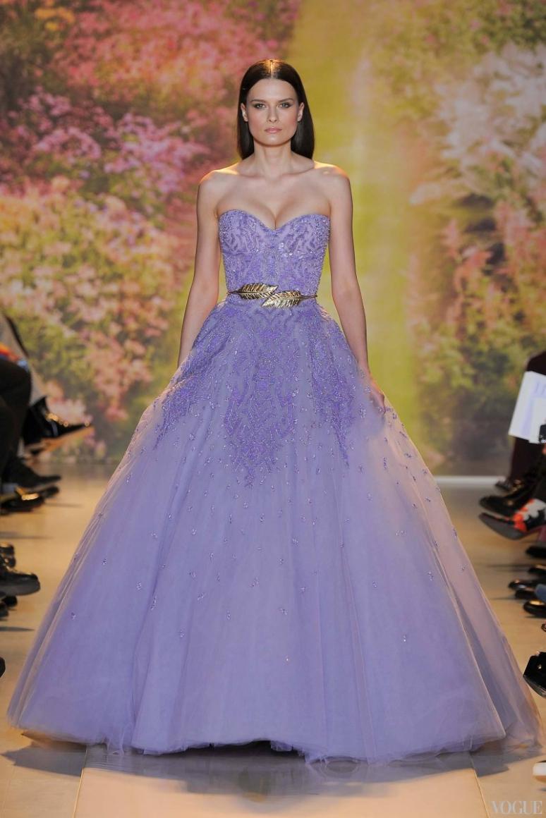 Zuhair Murad Couture весна-лето 2014 #3