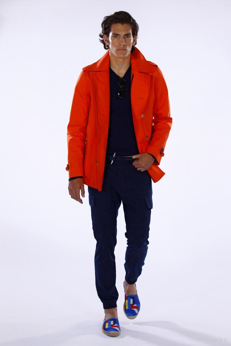 Ralph Lauren Menswear весна-лето 2016 #23