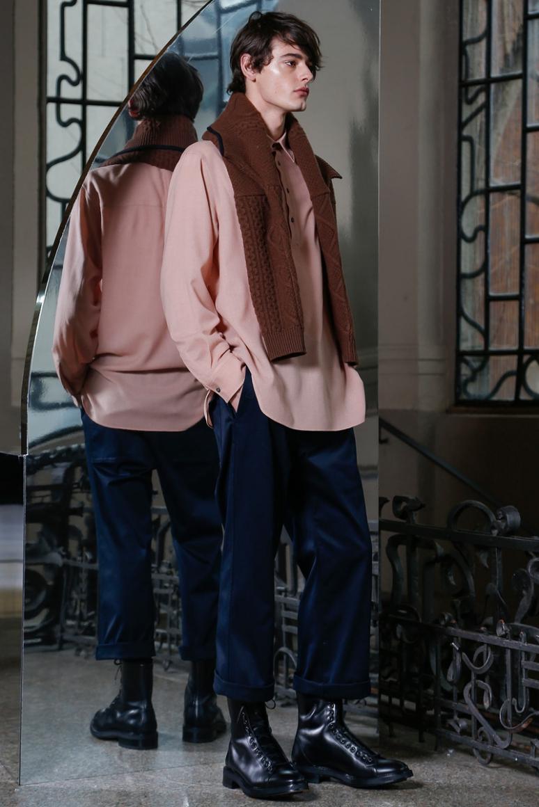 Iceberg Menswear осень-зима 2015/2016 #4