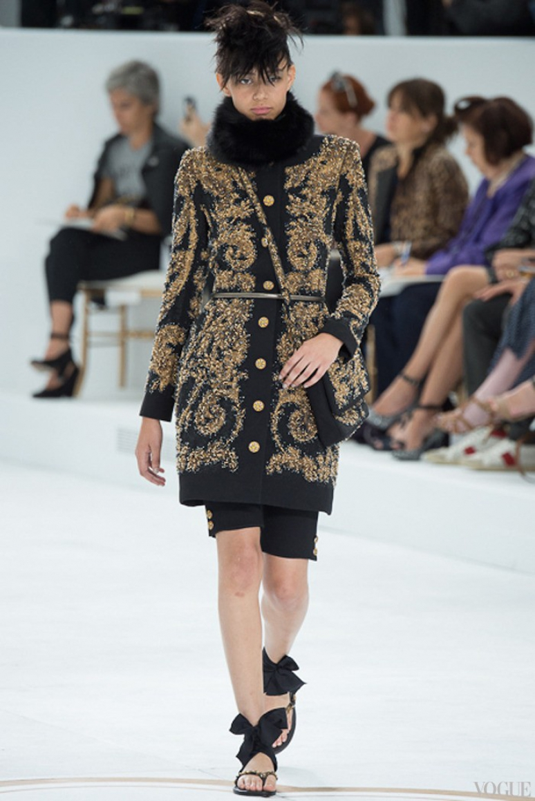 Chanel Couture осень-зима 2014/2015 #54