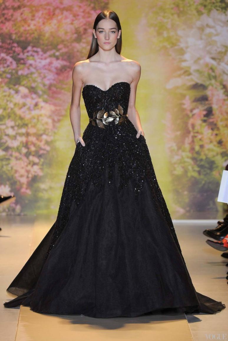 Zuhair Murad Couture весна-лето 2014 #29