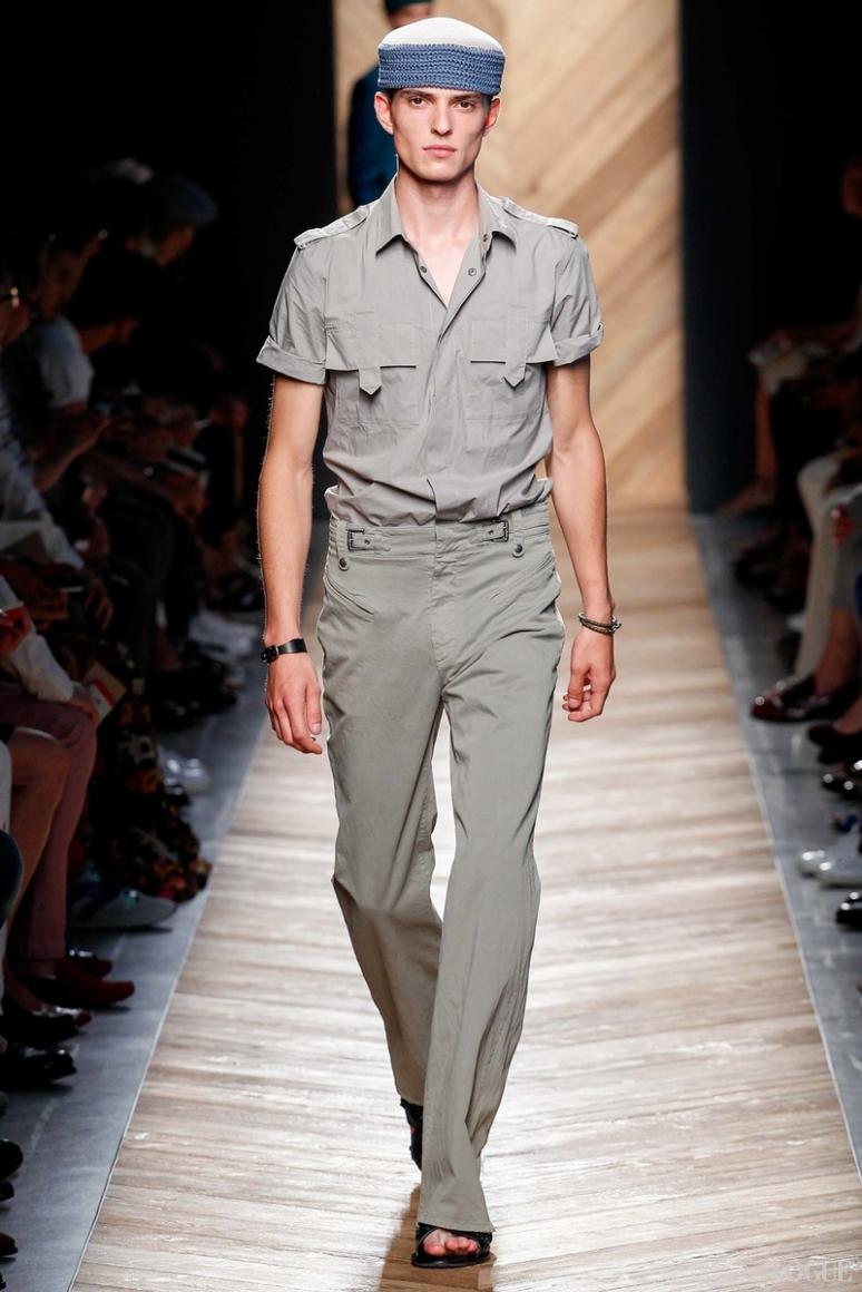 Bottega Veneta Menswear весна-лето 2016 #5